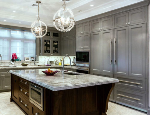 WHY GRAY KITCHEN CABINETS ARE SO POPULAR?