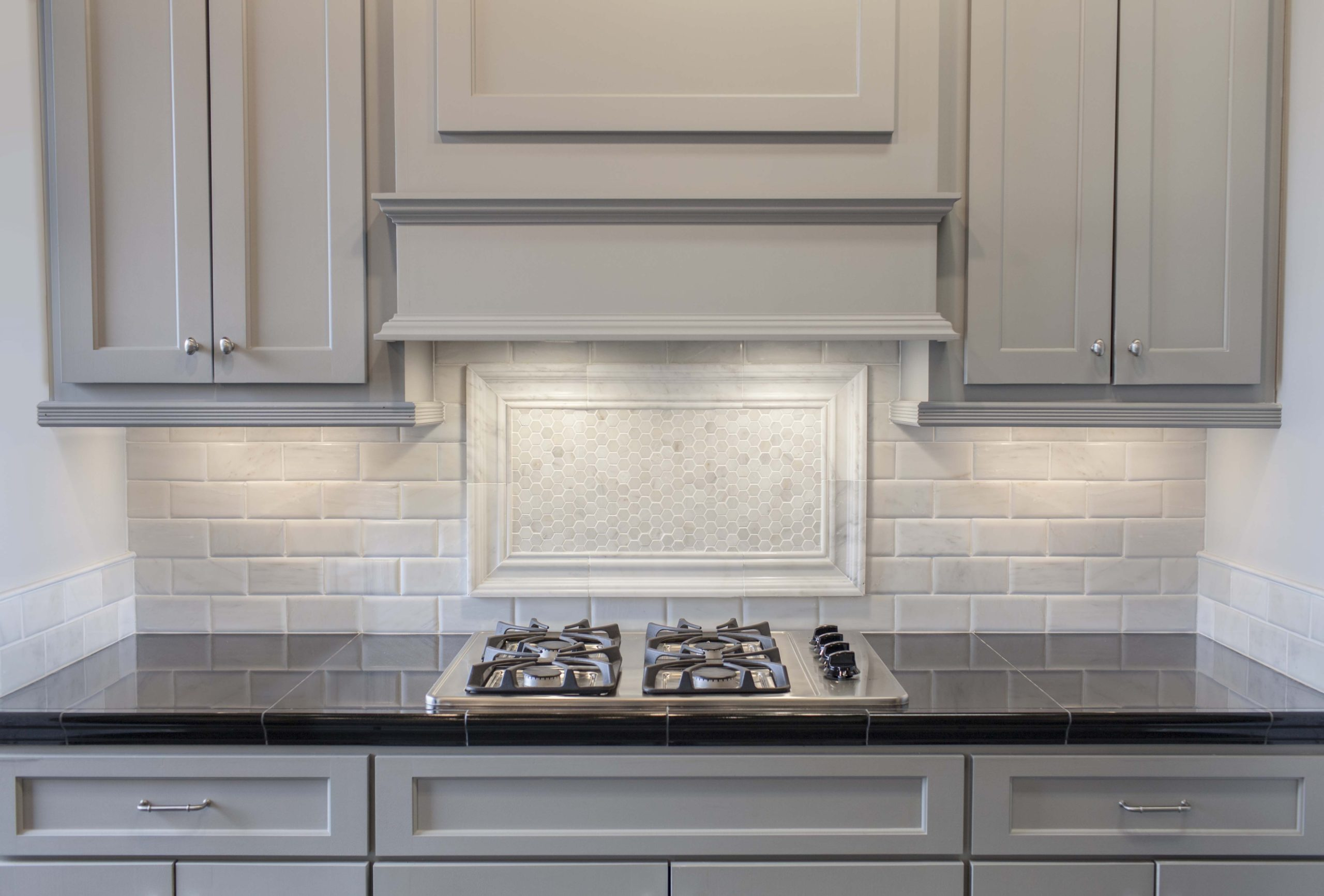 How To Pair Countertops With Gray Cabinets Queen City Kitchen Bath
