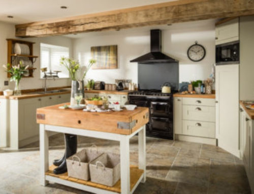 Traditional English Kitchen For a Modern Home Renovation