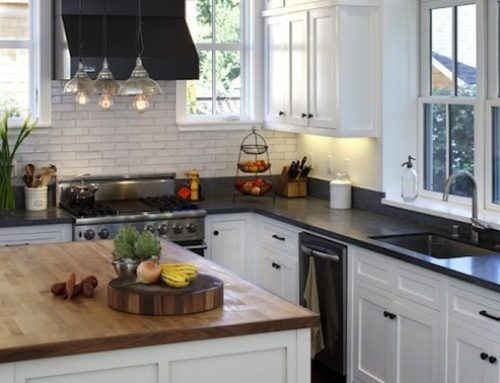 Mixing and Matching Your Kitchen Countertops