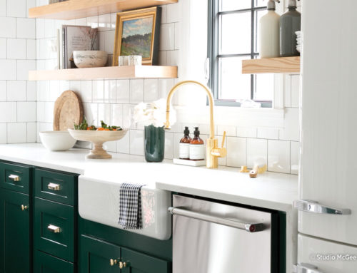 Mixing Metals in Your Kitchen