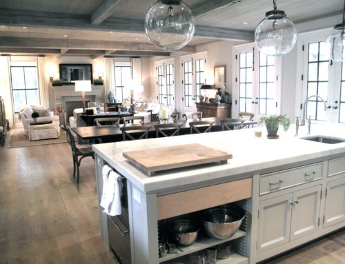 Design Ideas for the Social Kitchen
