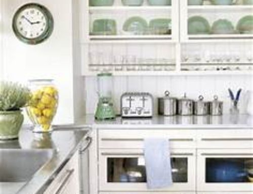 Help For Designing Your Kitchen Cabinet Display