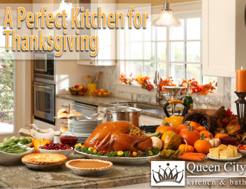 A Perfect Kitchen for Thanksgiving