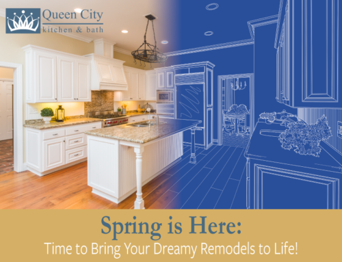 Spring Is Here: Time to Bring Your Dreamy Remodels to Life!