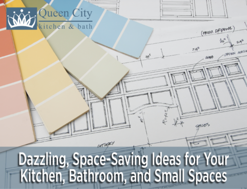 Dazzling, Space-Saving Ideas for Your Kitchen, Bathroom, and Small Spaces